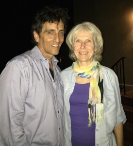Verne Varona and Patricia Joy Becker